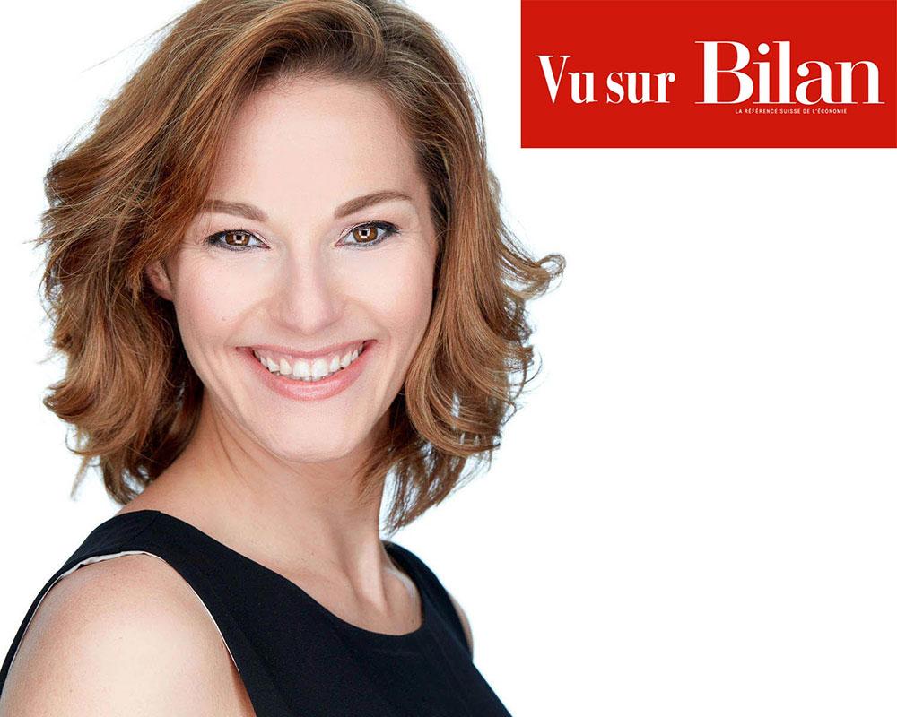 Headshot Pro sur Bilan.ch