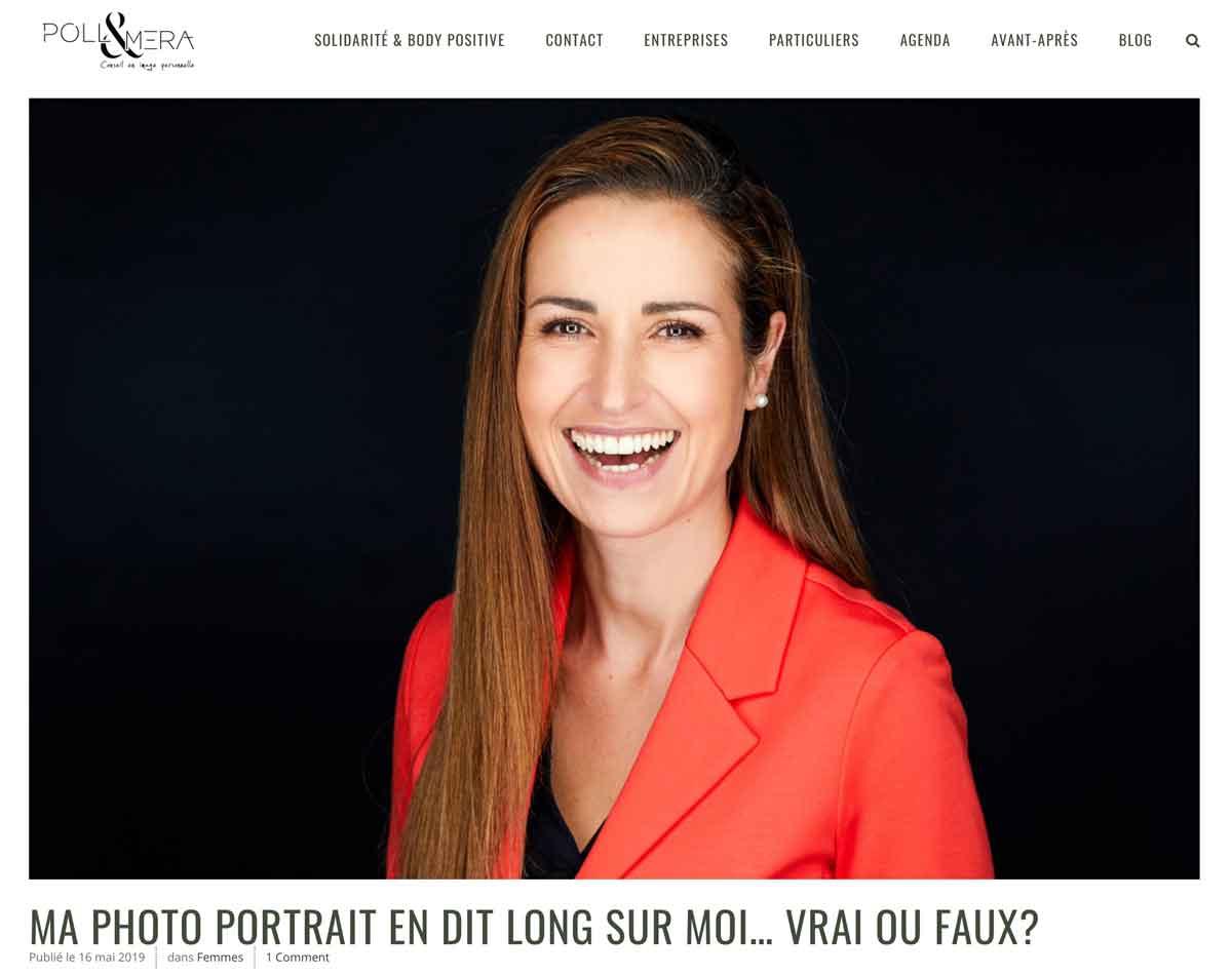 Photo portrait haut de gamme par Headshot Pro